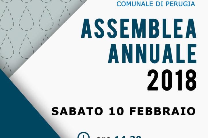 Notizie da Avis Perugia – Assemblea annuale 2018