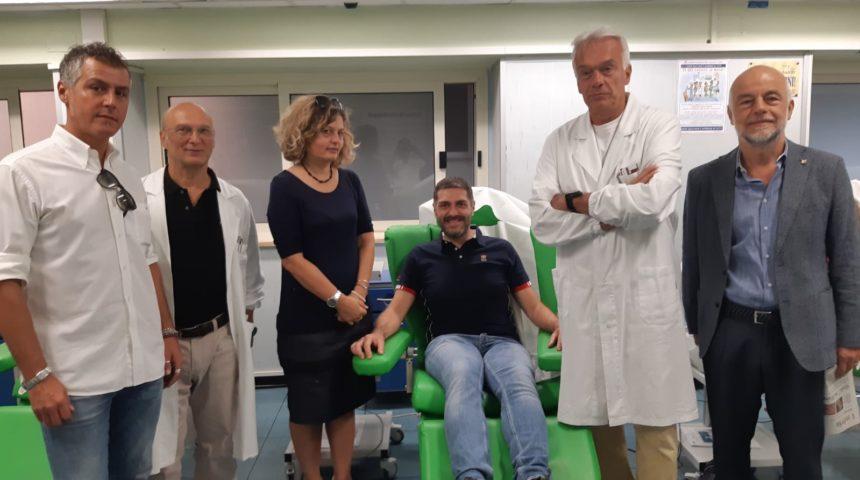 Il SIT di Terni ringrazia i giornalisti che hanno donato il sangue e che ogni giorno informano sull'importanza di donare