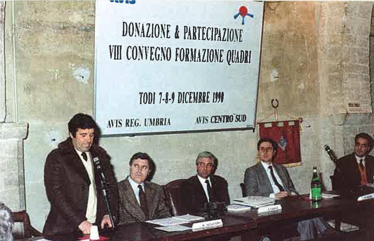 Avis regionale Umbria