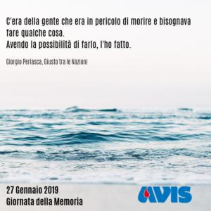 Giorgio Perlasca, Giusto tra le Nazioni