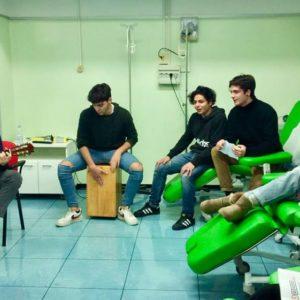 Gli studenti del Liceo Angeloni di Terni donano il sangue