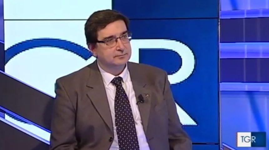 INTERVISTA DEL PRESIDENTE ANDREA MARCHINI A Radio Incontro Terni