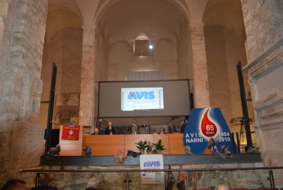 Narni. 48esima assemblea generale dei soci di Avis Umbria (Foto)