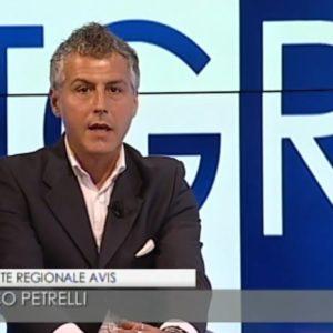 Giornata del Donatore 14/06/2019 – Francesco Petrelli (Vice Presidente AVIS Umbria)