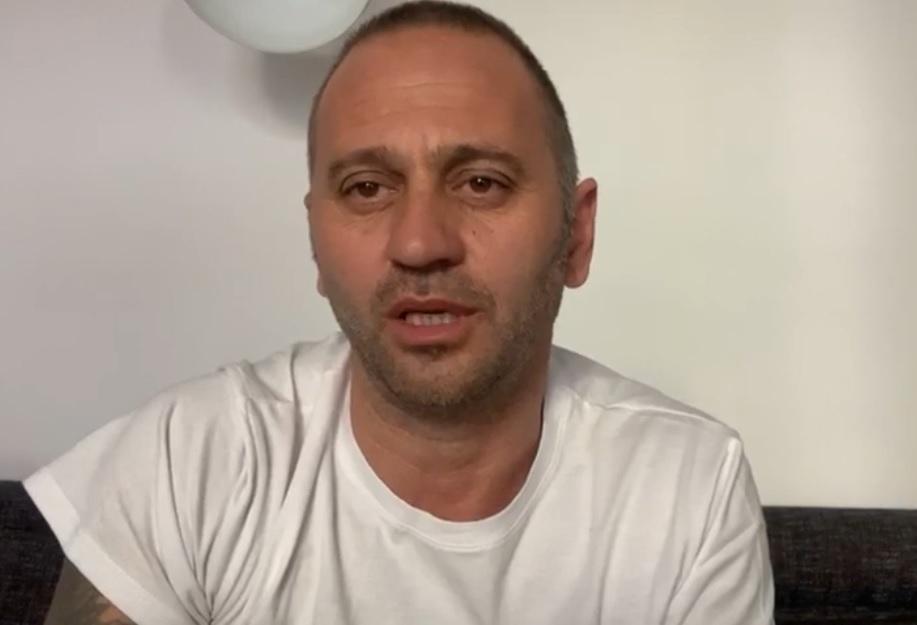 Allenatore della Ternana e donatore con Avis, Fabio Gallo: «Così ho voluto dare il mio contributo in un momento difficile»